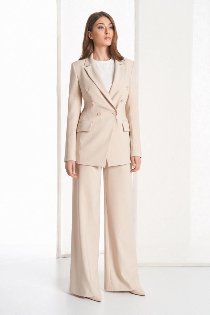 жакет 1040 / блузка 2107 / брюки 4049