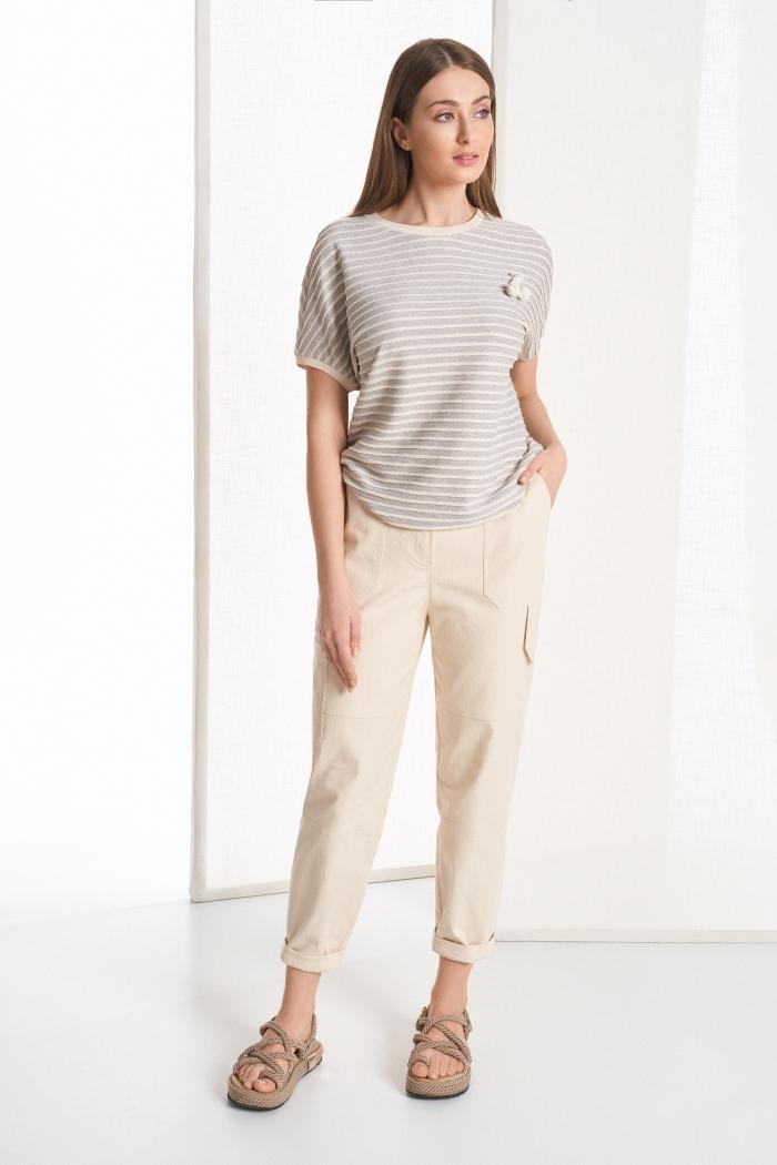 блузка 2101 / брюки 4056