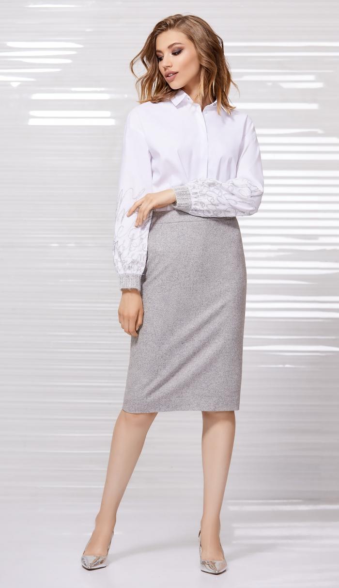 блузка 2059 / юбка 3015