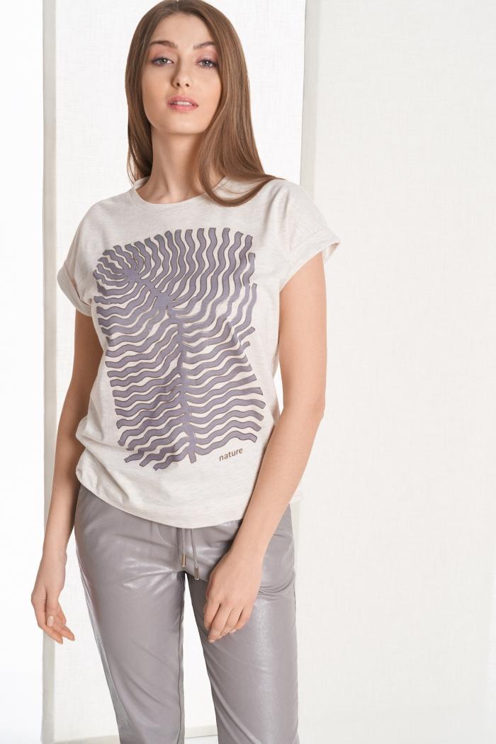 блузка 2114 / джоггеры 4035