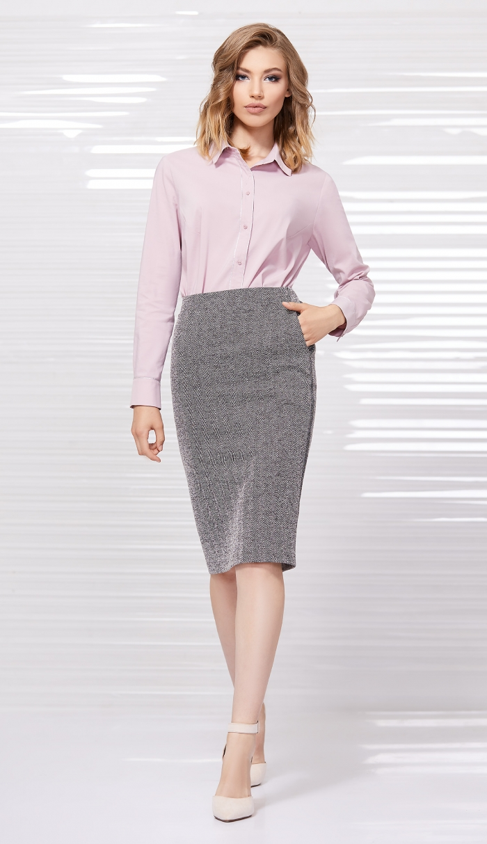 блузка 2055 / юбка 3010