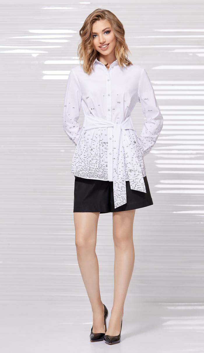 блузка 2062 / шорты 4036
