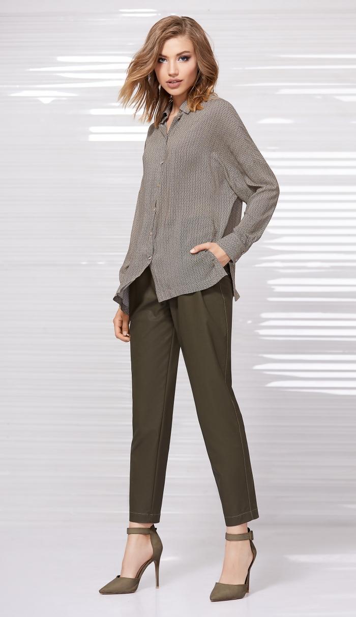 блузка 2061 / брюки 4029