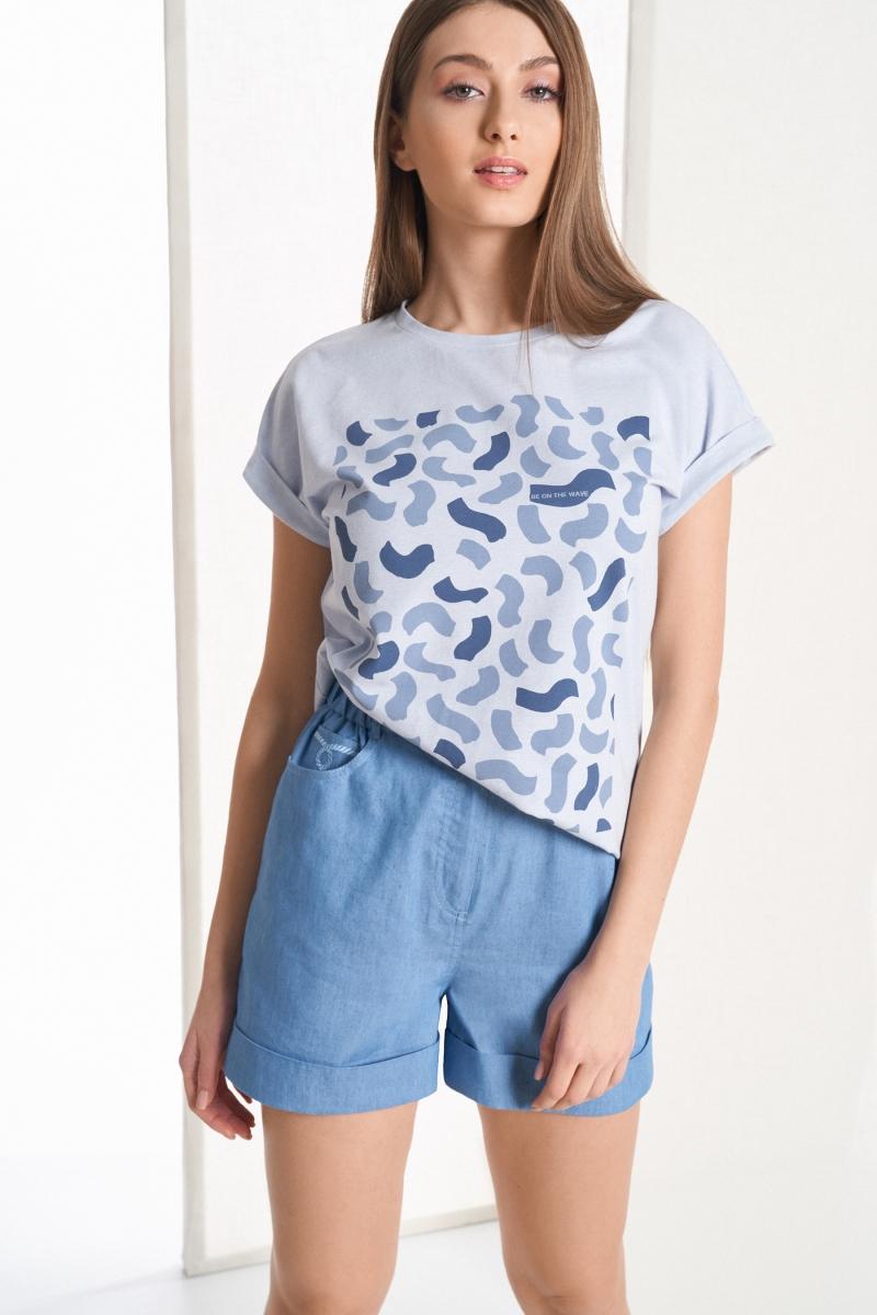 блузка 2113 / шорты 4045