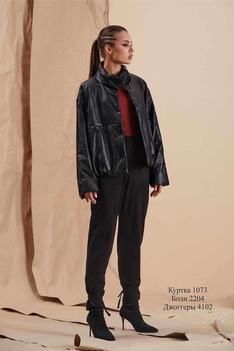 куртка 1073 / боди 2204 / джоггеры 4102