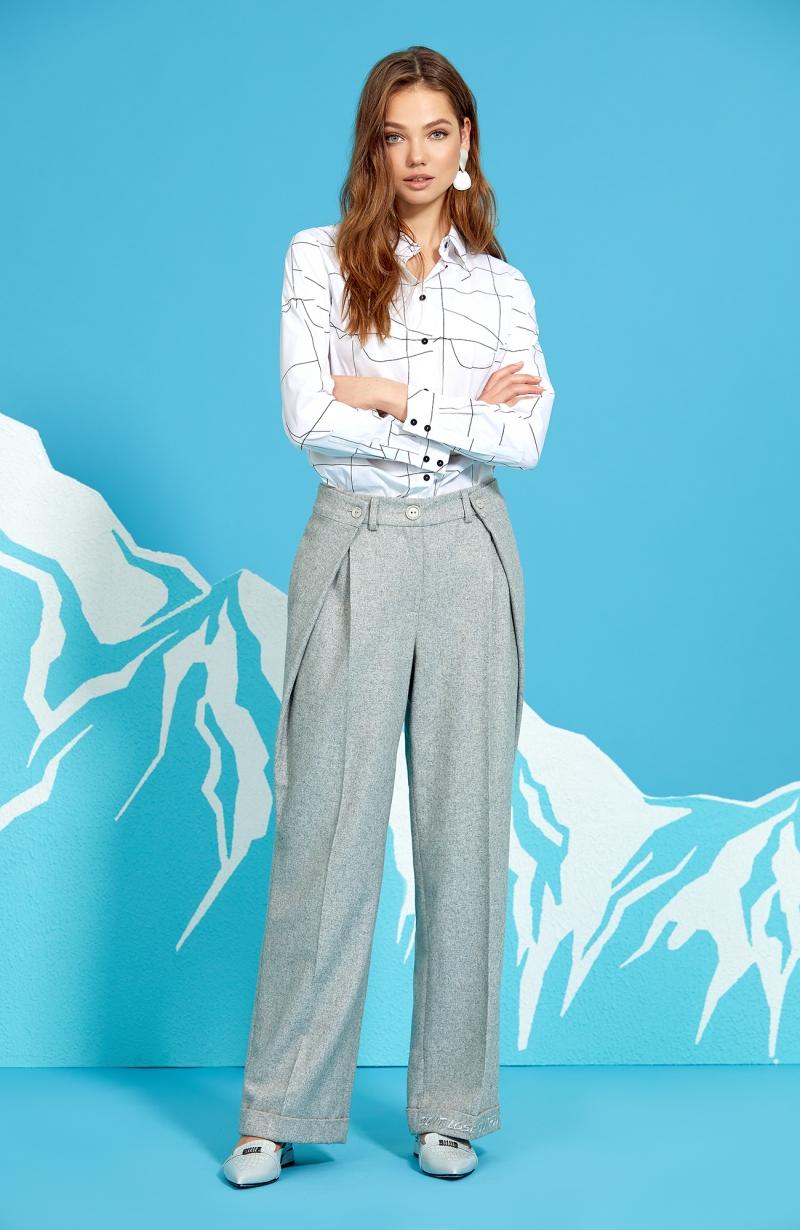 блузка 2133 / брюки 4061