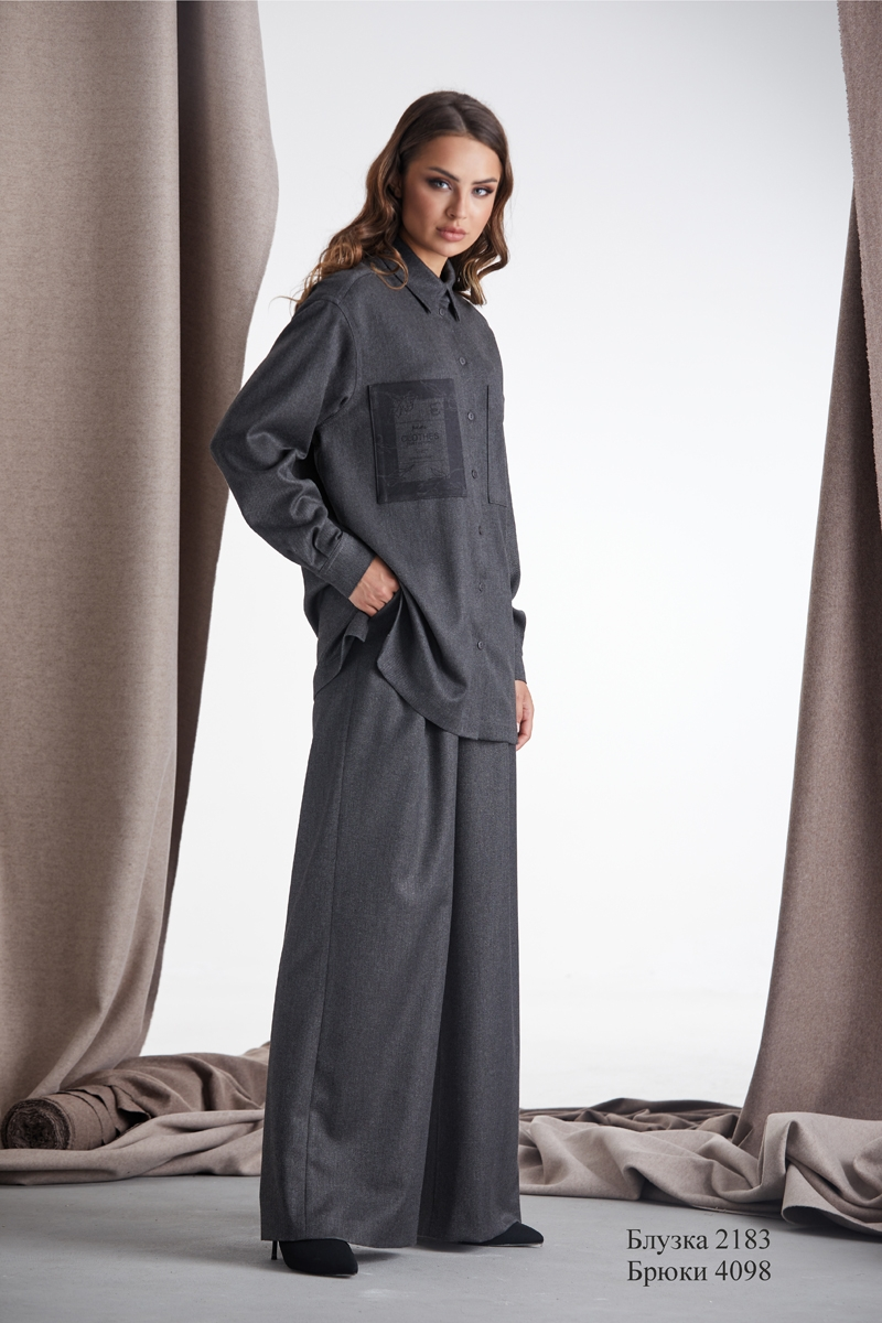 блузка 2183 / брюки 4098