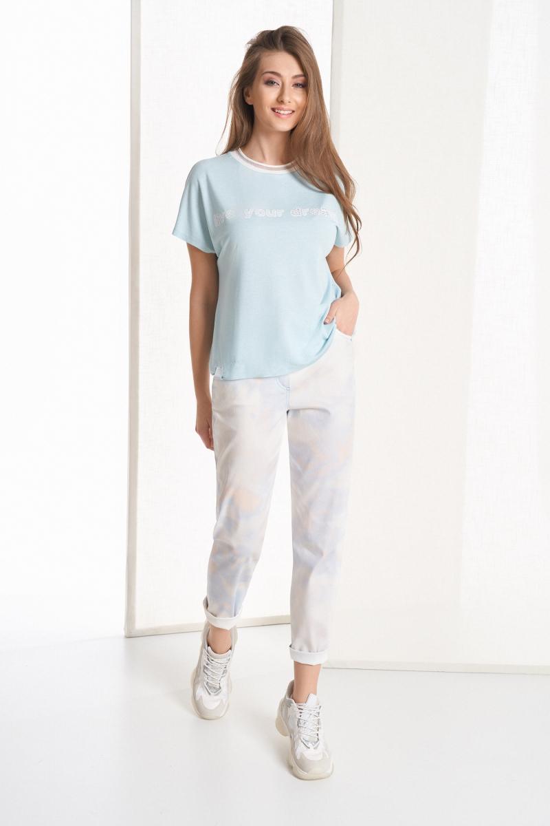 блузка 2102 / брюки 4046