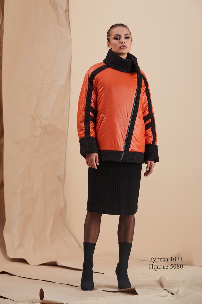 куртка 1071 / платье 5080
