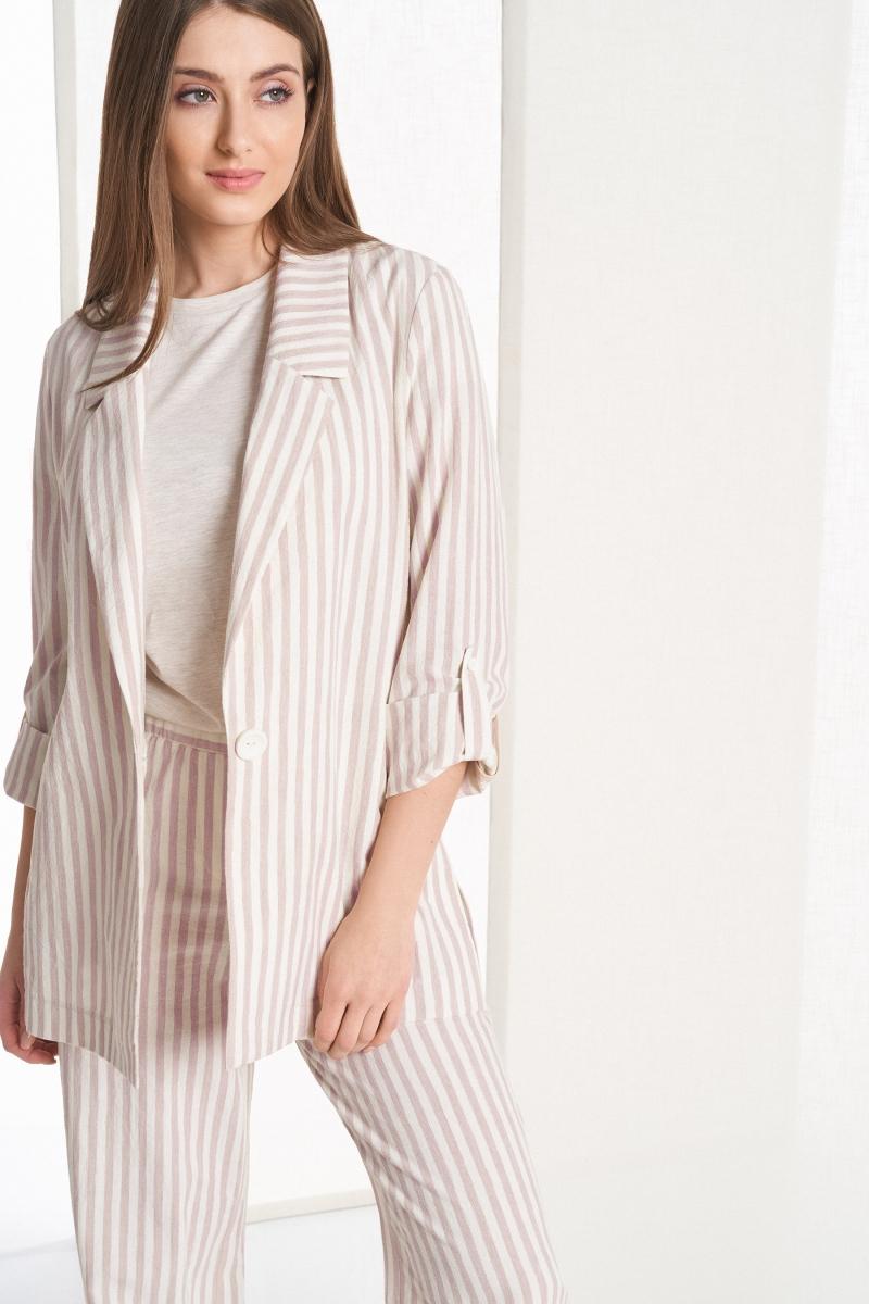 жакет 1043 / блузка 2110 / брюки 4051