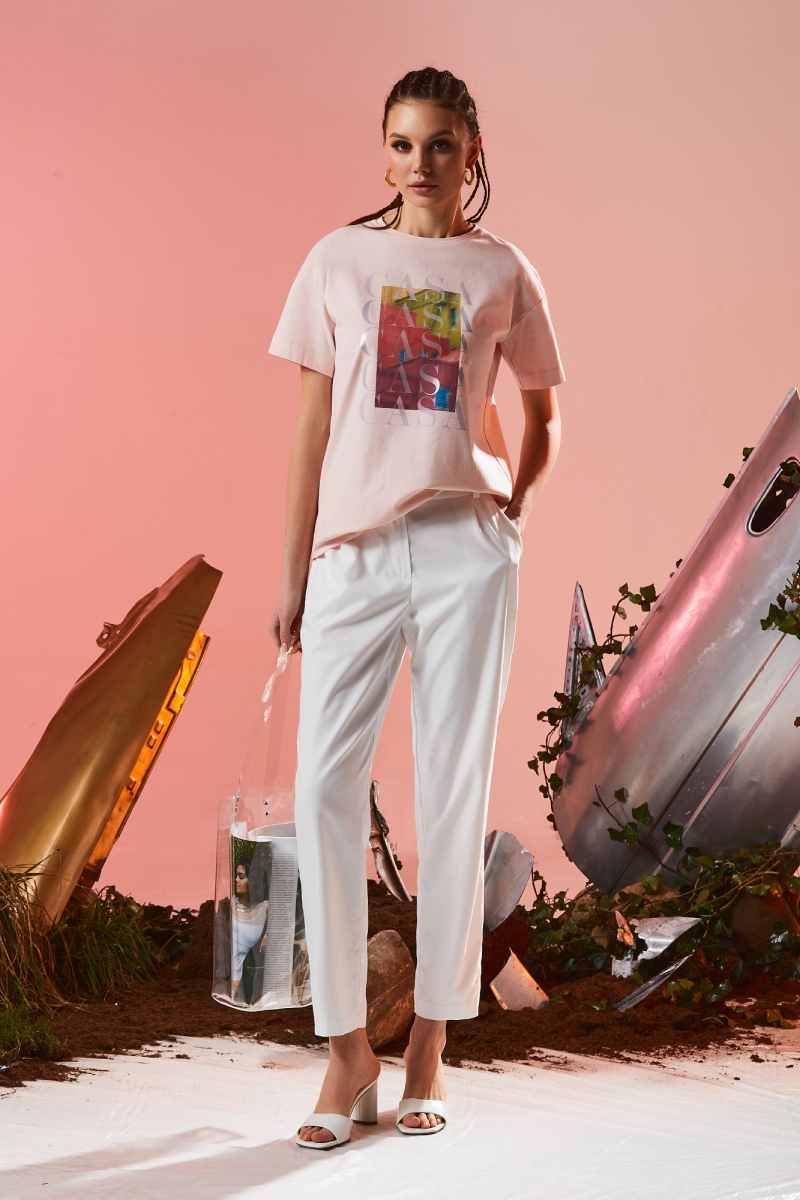 футболка 2166 / брюки 4088