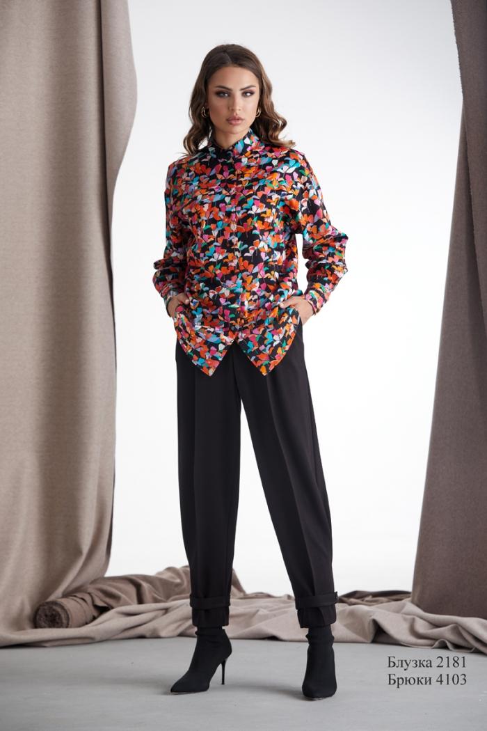 блузка 2181 / брюки 4103