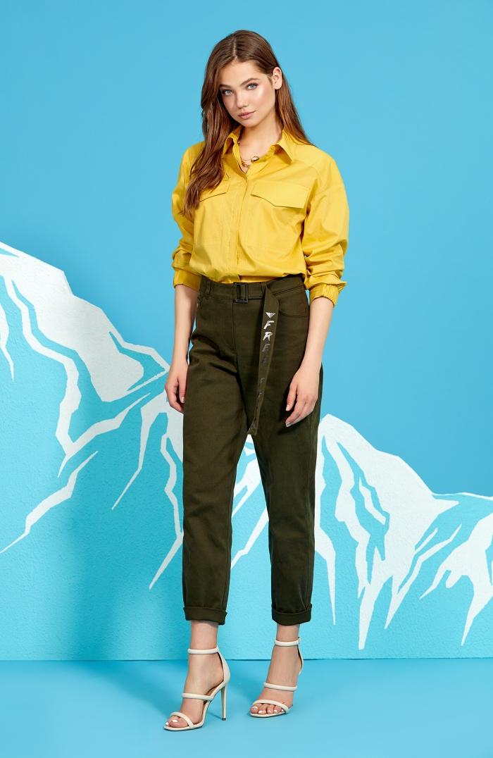 блузка 2091 / брюки 4067