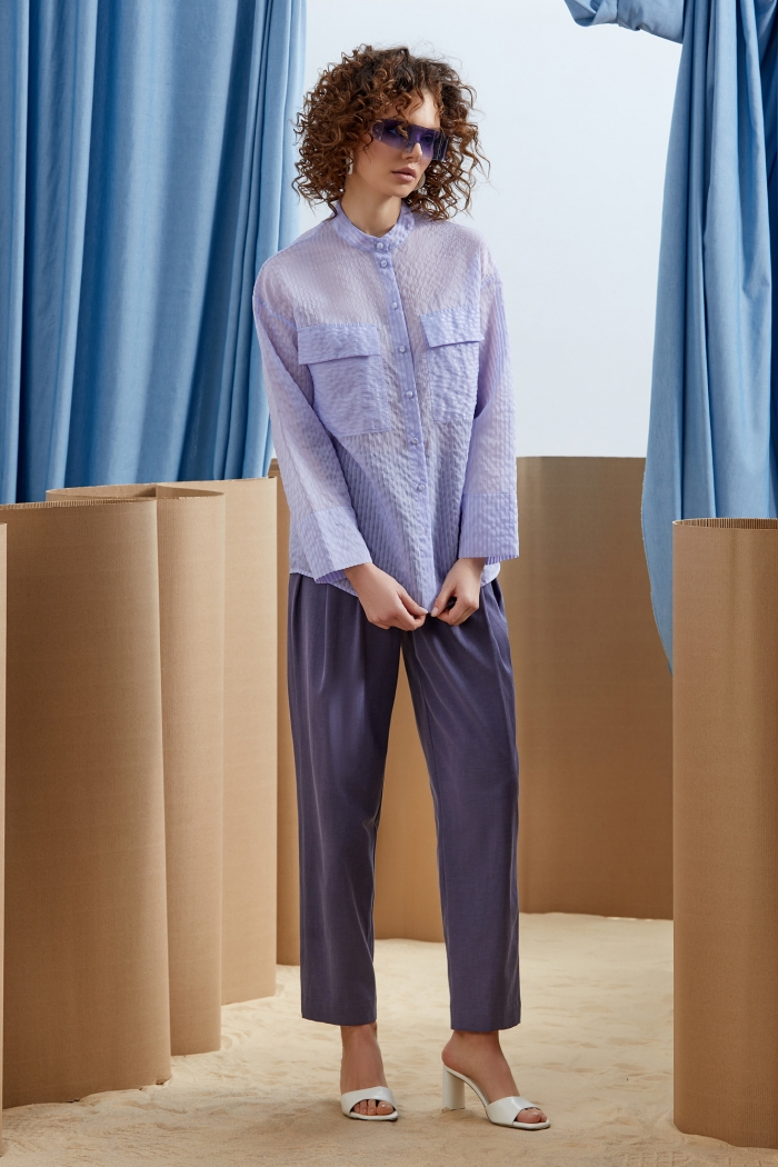 блузка 2175 / брюки 4073