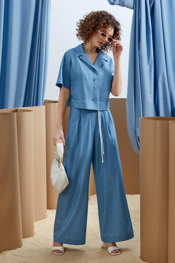 блузка 2162 / брюки 4080