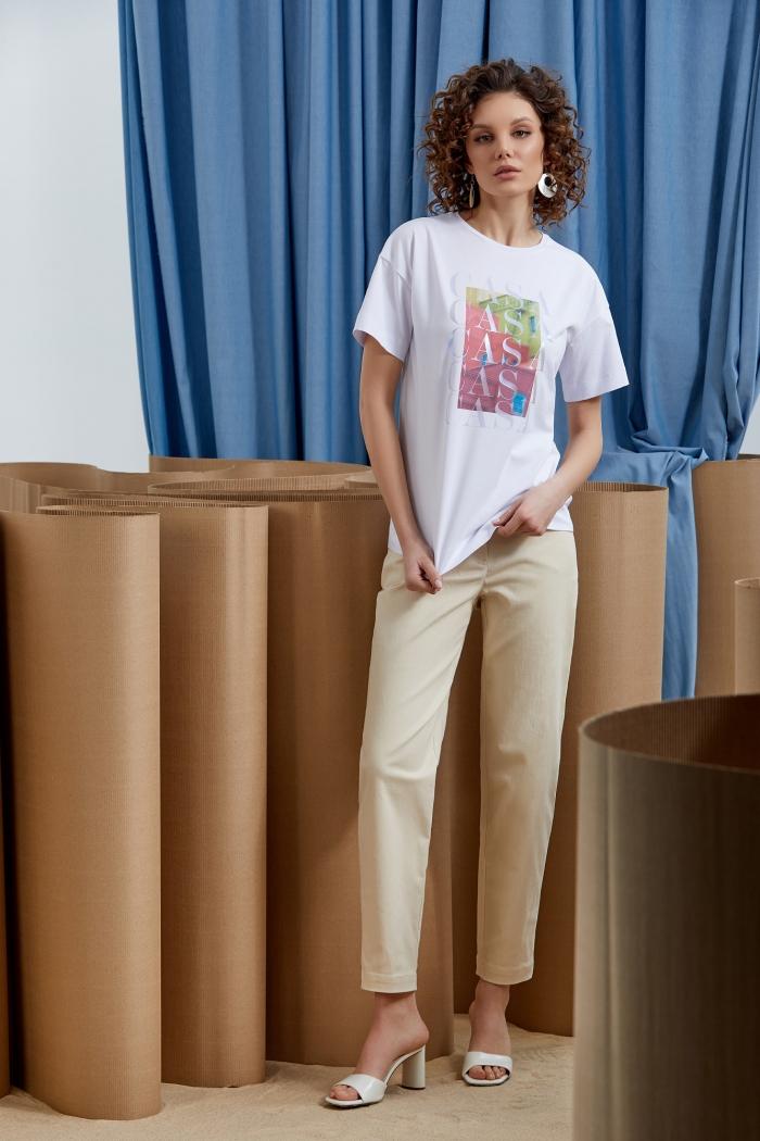 футболка 2166 / брюки 4087