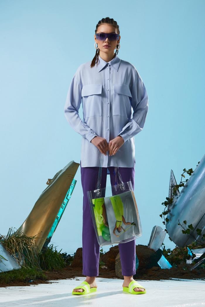 блузка 2156 / брюки 4087